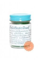 Традиционный зелёный тайский бальзам Ват Пхо.