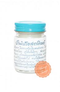 Традиционный белый тайский бальзам Ват Пхо.