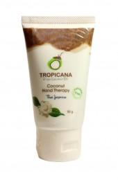 Крем для рук Тропикана Жасмин с кокосовым маслом. Tropicana Coconut Hand Therapy.