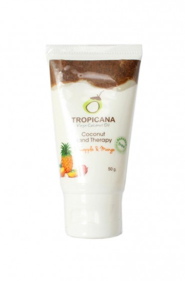 Крем для рук Ананас&Манго с кокосовым маслом. Tropicana Coconut Hand Therapy.