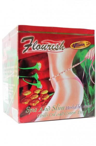 Эффективный крем для коррекции фигуры. Flouresh Spa and Slim.