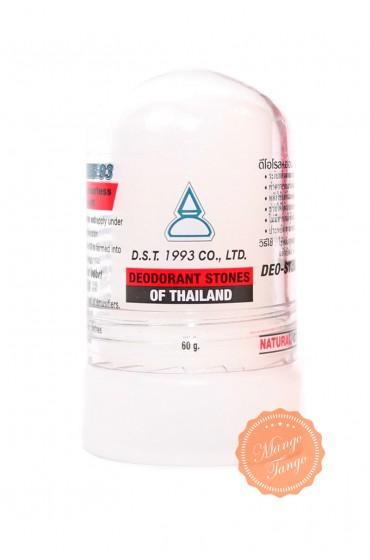 Солевой тайский дезодорант без запаха D.S.T.