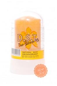 Солевой тайский дезодорант куркума D.S.T. 60 грамм.