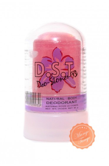 Солевой тайский дезодорант с экстрактом синего чая D.S.T.