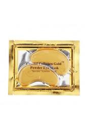 Коллагеновые патчи под глаза Crystal Collagen Gold Eye Mask.