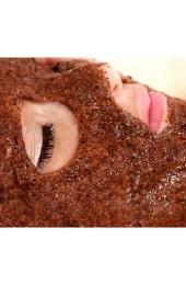 Альгинатная маска из водорослей.