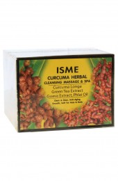 Травяное очищение с куркумой Isme. ISME Curcuma Herbal Cleansing Massage & Spa.