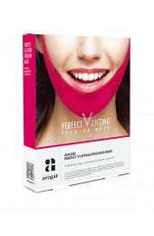 Лифтинг маска Avajar для коррекции овала лица.