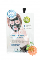 Очищающая маска-плёнка с бамбуковым углём Baby Bright.