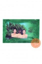 Очищающая маска-плёнка морская грязь + водоросли.