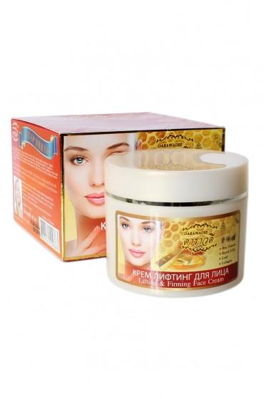 Крем Darawadee с пчелиным ядом и маточным молочком. Darawadee Lifting and Firming Face Cream.