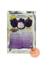 100% органическая пудра из кожуры мангостина.