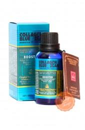 Сыворотка анти-стресс с коллагеном и ламинарией. Collagen  Blue Ozean Booster Madame Heng.