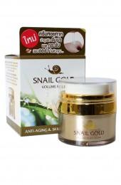 Питательный и подтягивающий крем 7 в 1 с улиткой. Snail Gold Volume Filler.