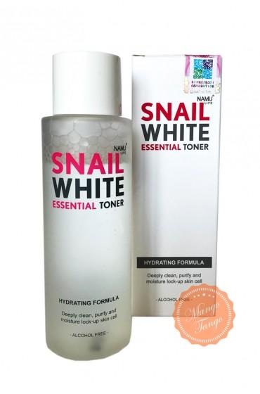 Улиточный увлажняющий тонер Snail White Namu Life.