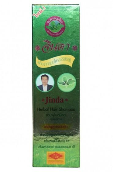 """Шампунь на травах от выпадения волос """"Jinda"""""""