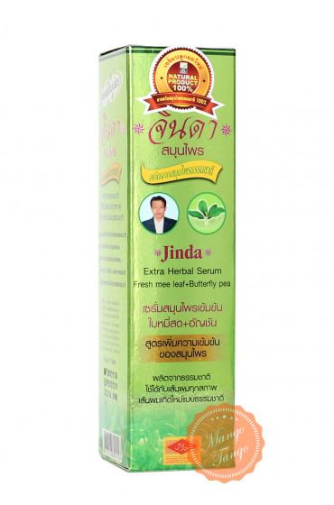 Усиленная сыворотка для укрепления волос Jinda.