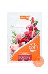 Цветочная маска для волос Магнолия и Роза Lolane пробник.