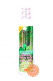 Тайский Шампунь Уход & Спа c рисовым молоком от JINDA Баймисот. Jinda Herbal Hair Shampoo And Spa.