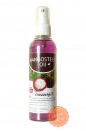 Массажное масло с экстрактом Мангостина. Aroma body oil Mangosteen Banna.