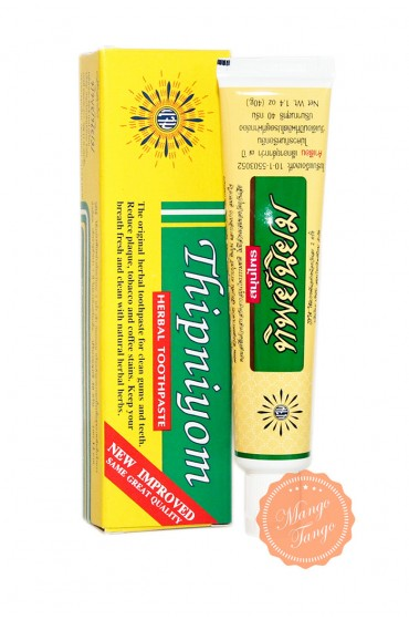Зубная паста Thipniyom.