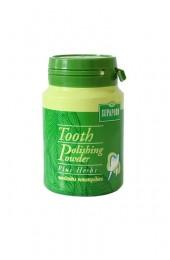 Отбеливающий зубной порошок на основе тайских трав. Supaporn Tooth polishing powder plus herb.