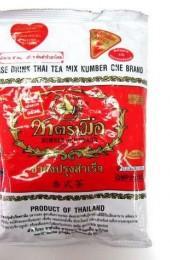 Традиционный тайский оранжевый чай Number One Tea Brand.