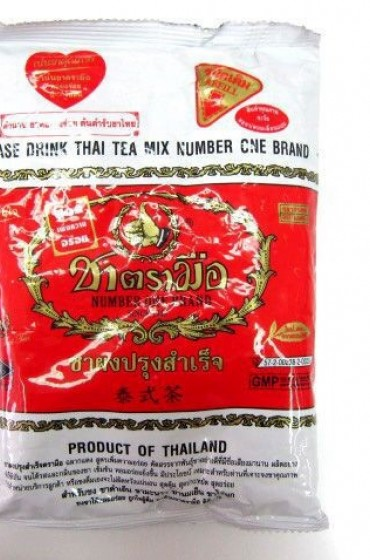 Традиционный тайский оранжевый чай Number One Tea Brand 400 грамм
