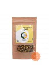 Чай из хризантемы. Pearl Chrysanthemum tea.