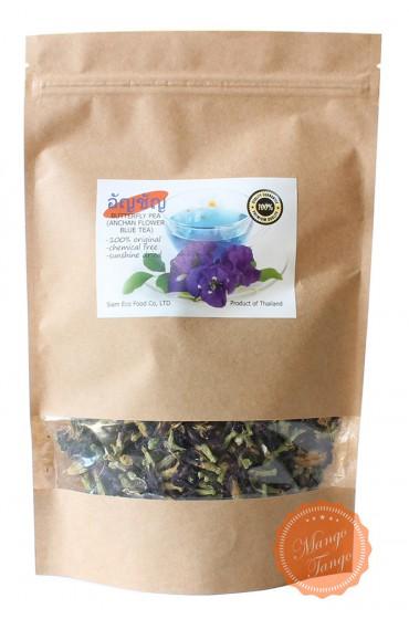 Уникальный лечебный Синий чай Анчан.