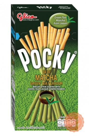 Палочки Pocky  Зелёный чай.